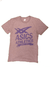 T-shirt Graphic ASICS ATHLETICS