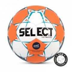 Ballon Handball SELECT ULTIMATE Orange / Blanc /gris