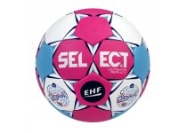 Ballon Handball SELECT Euro Féminin 2018